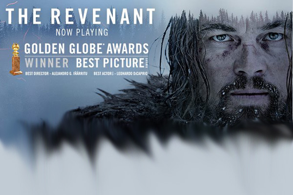 "Alejandro G. Iñárritu, ""The Revenant"" win at Golden Globe Awards"