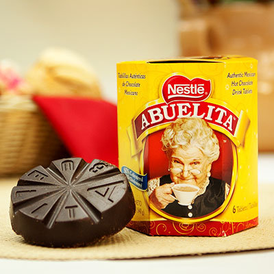 No chocolate list would be complete without mentioning Chocolate Abuelita. So good.