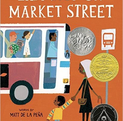 """Last Stop on Market Street"" wins 2016 ALSC Book & Media Awards"