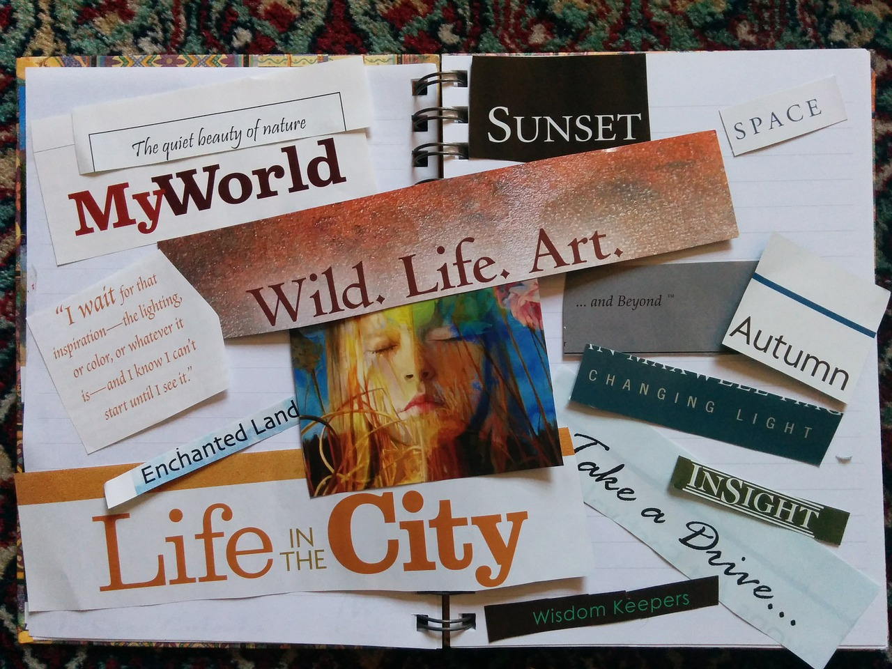 Video Pick: How to make a vision board