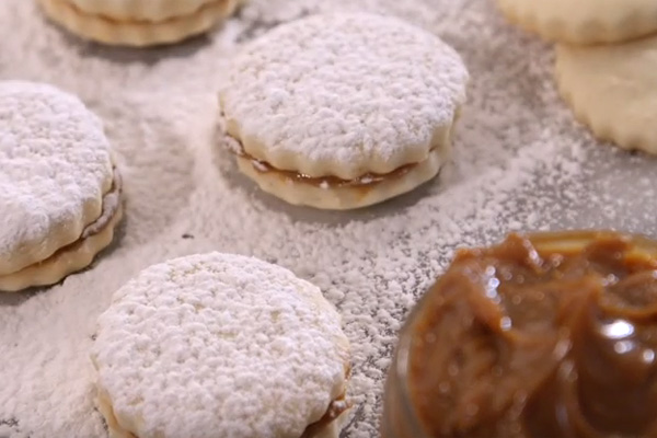 Video Pick: How to Make Alfajores