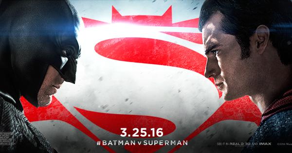 """A review of """"Batman v Superman: Dawn of Justice"""""""