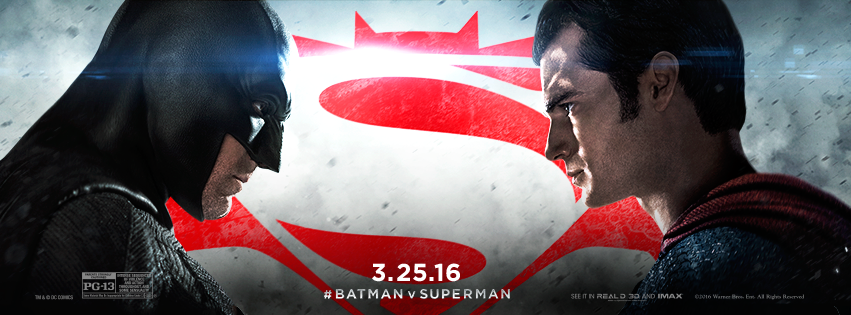 "A review of ""Batman v Superman: Dawn of Justice"""
