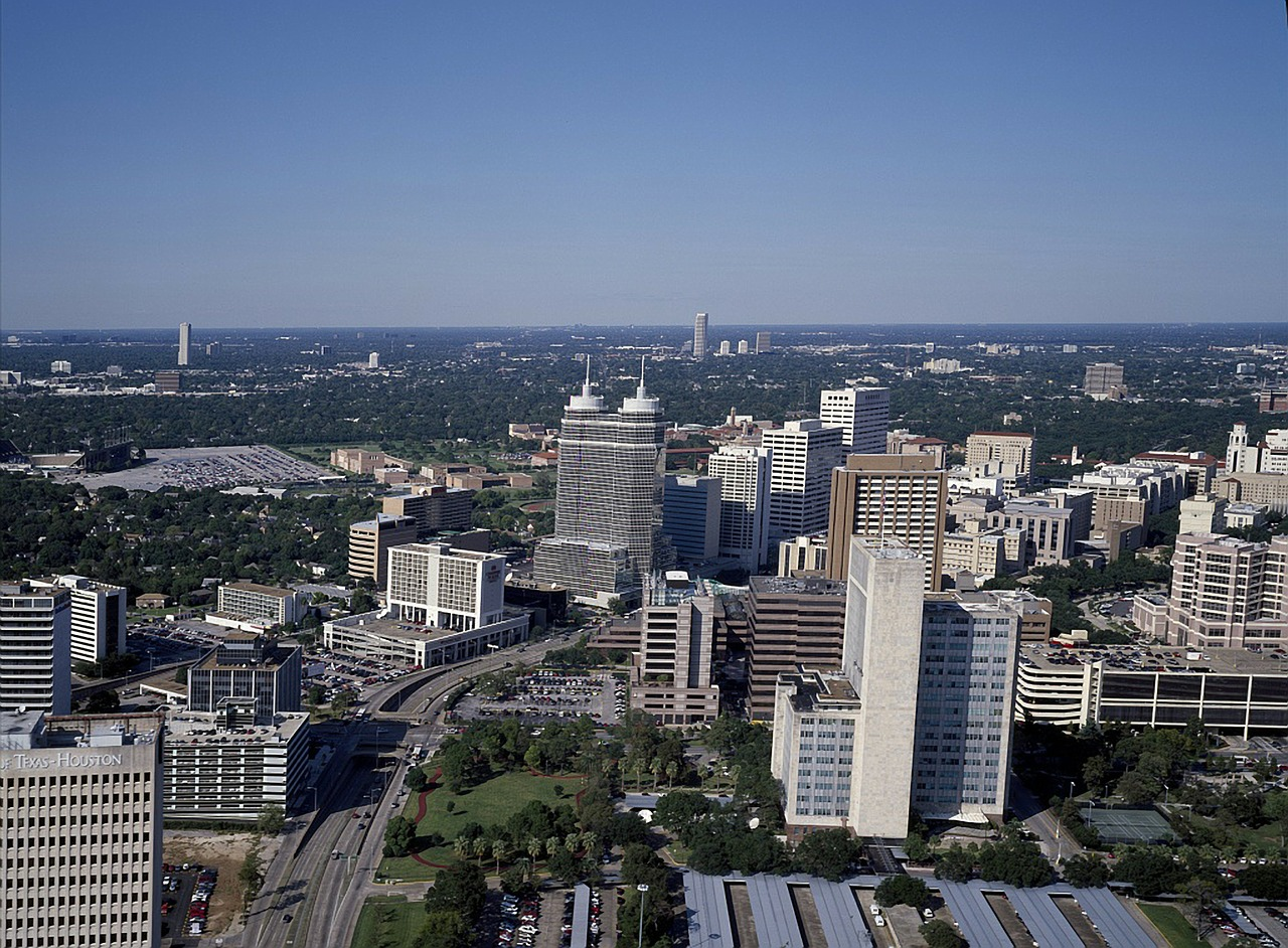 Houston had highest population gain in the country