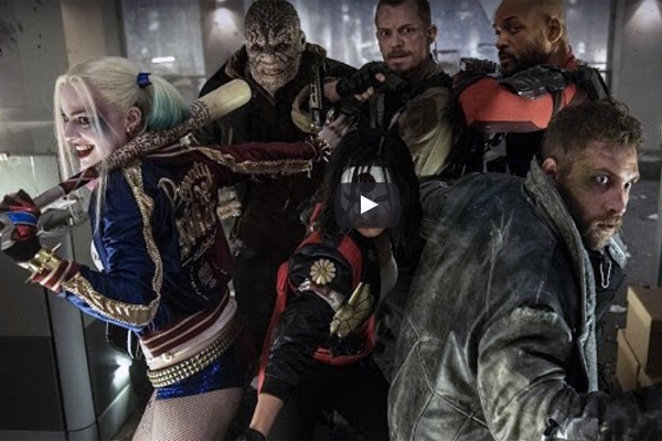 "Video Picks: ""Suicide Squad"" & ""Batman v Superman"" Trailers"