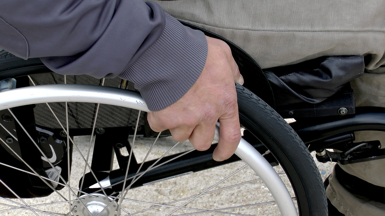 "Image of wheelchair for article ""What they did & didn't tell me about Parkinson's Disease """