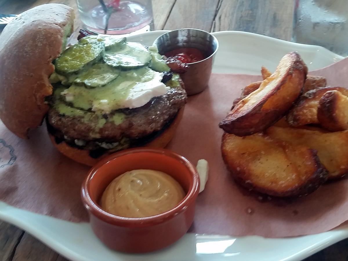 "Food from ""Photo recap: pre-opening event at Ritual restaurant"" at hispanichouston.com"