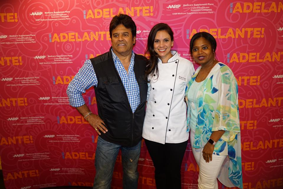 Photo recap & Latin meal recipes from UnitedHealthcare's Hay Más Adelante event