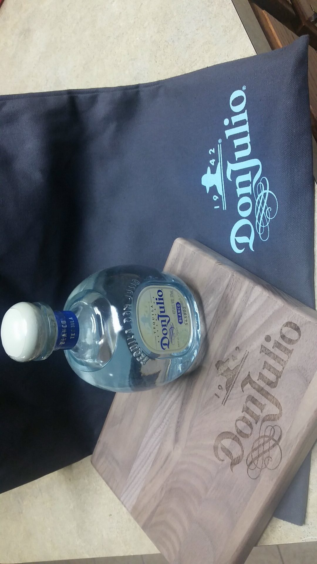 "Don Julio bottle (from ""Don Julio Farm to Shaker Event,"" hispanichouston.com)"