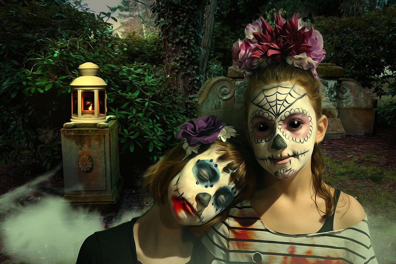 Dia de los Muertos Festival on October 29-30, 2016