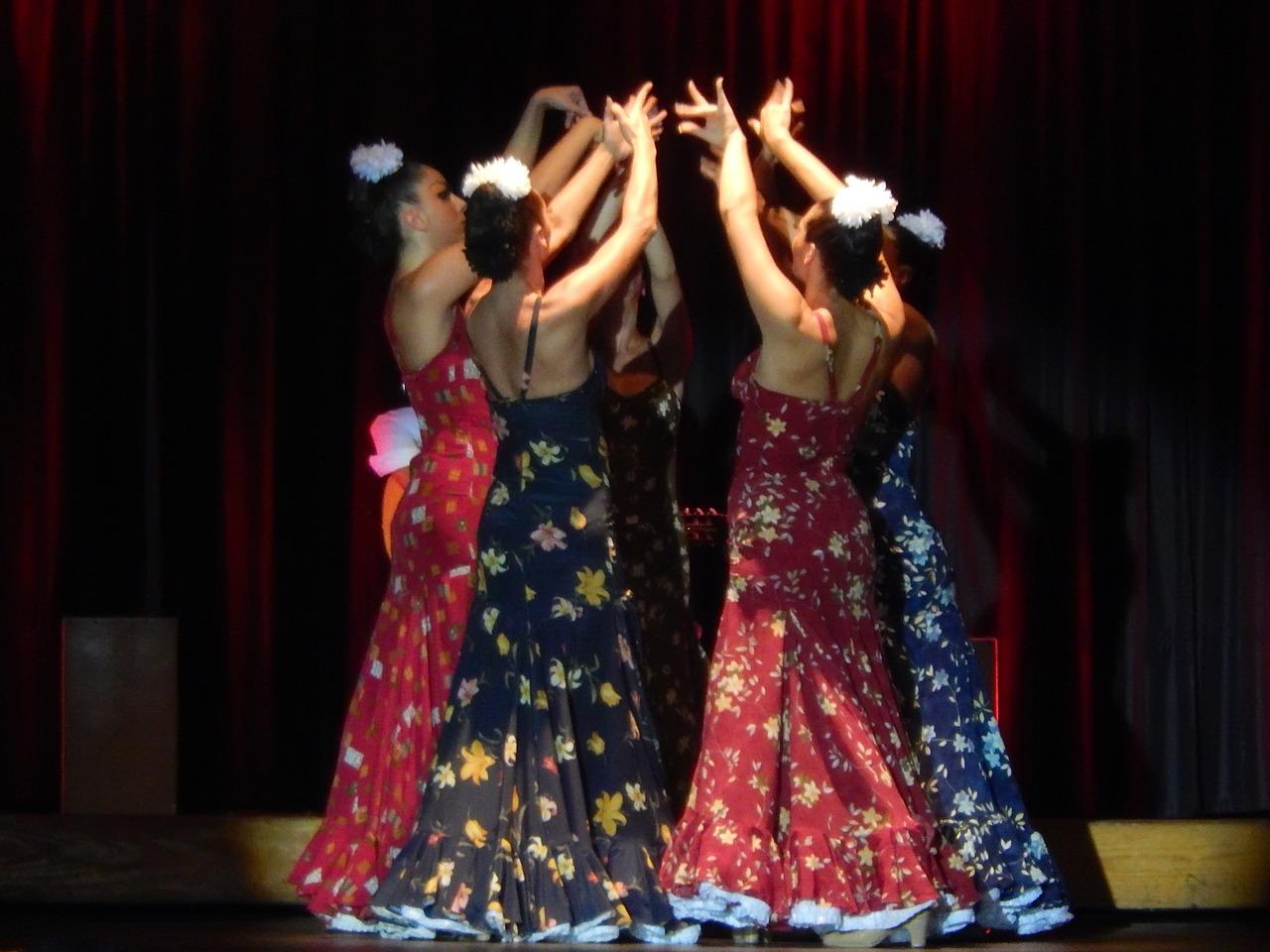 Dia de Los Muertos Flamenco Andaluz 2016 on Saturday, October 29, 2016 (hispanichouston.com)
