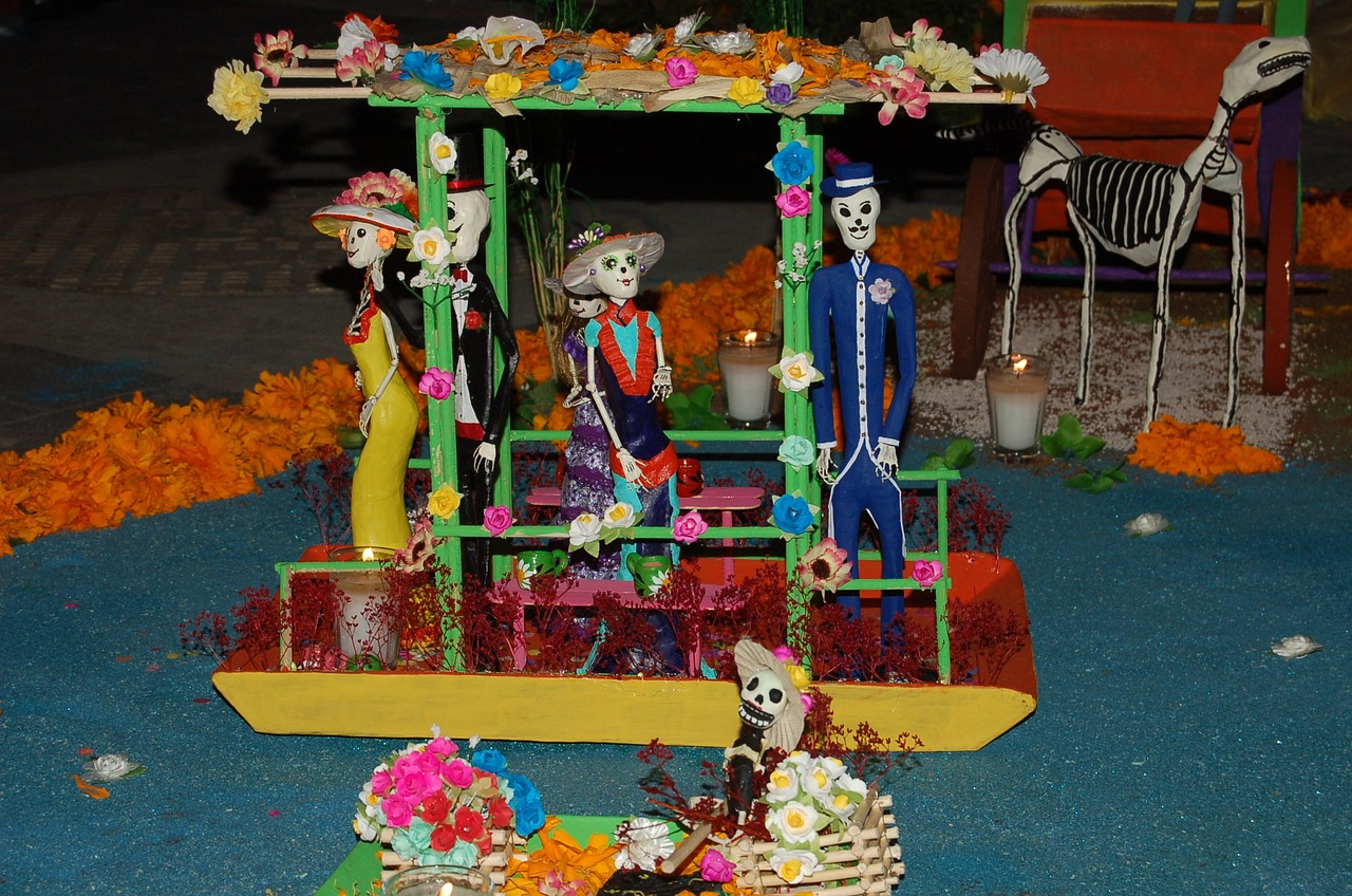 History and Symbolism of Ofrenda on Wednesday, November 2, 2016