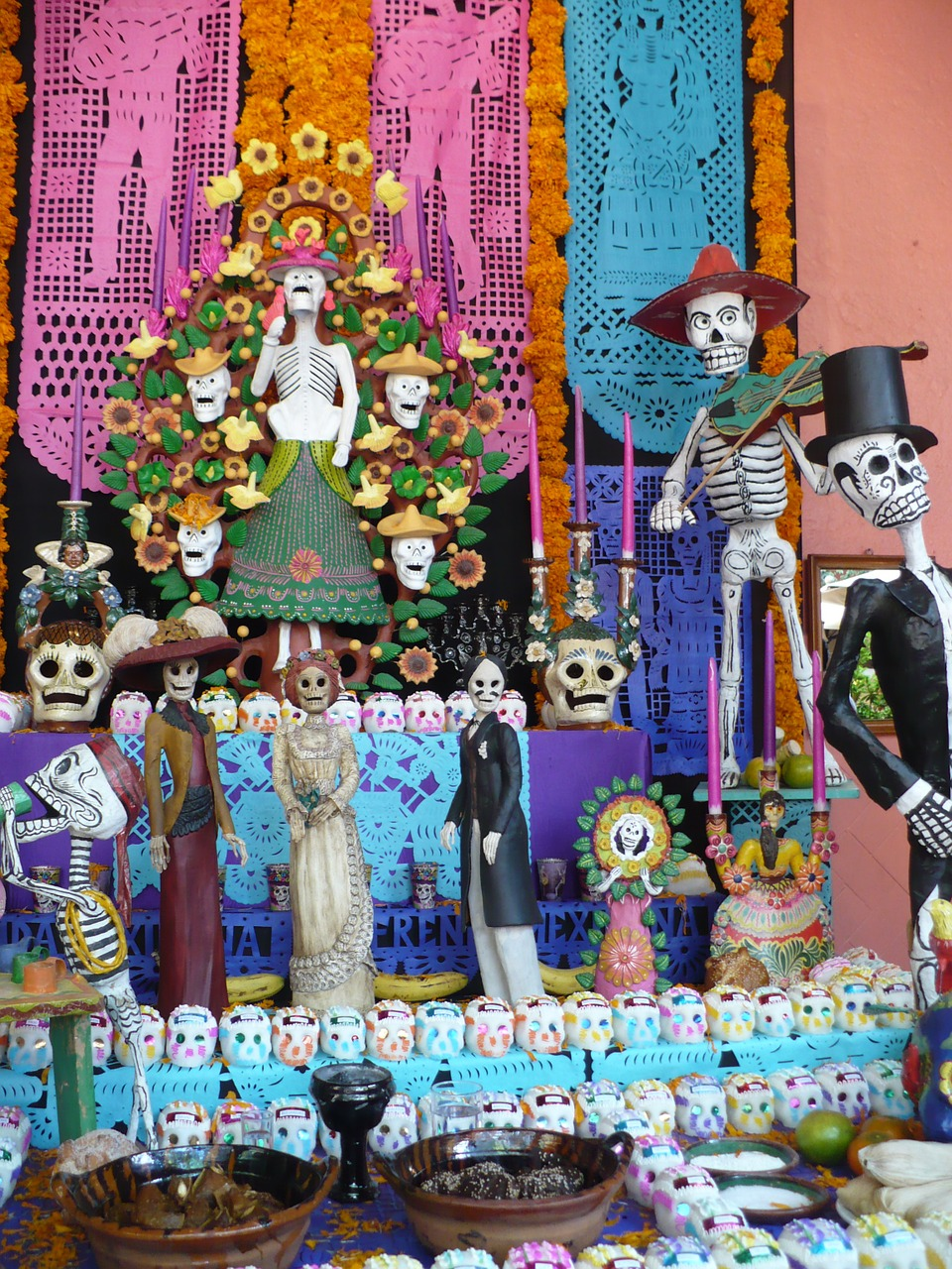 Dia De Los Muertos (Day of the Dead) Celebration on Saturday, November 5, 2016