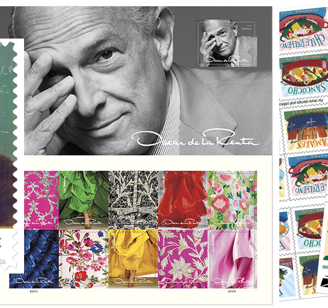 Stamps to make my Latina Geek heart happy