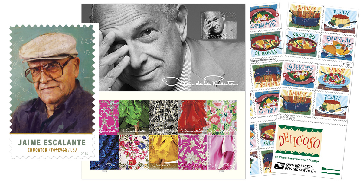 Stamps to make my Latina Geek heart happy (hispanichouston.com)