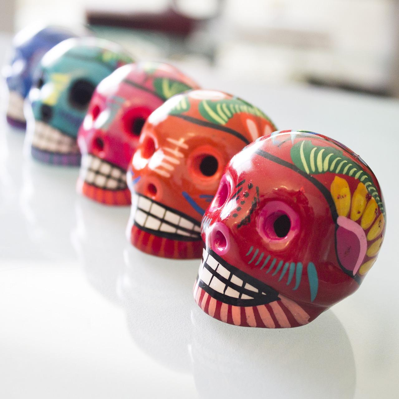 Dia De Los Muertos at Traders Village on October 22, 2017 (hispanichouston.com)