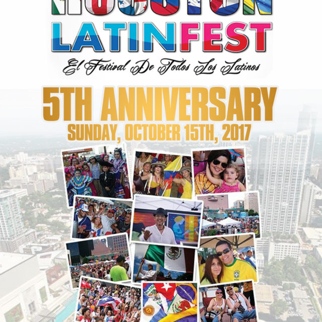 Houston Latin Fest on Sunday, October 15, 2017 (hispanichouston.com)