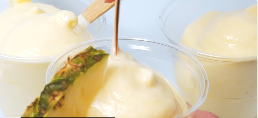 Video Pick: Homemade Pineapple Soft Serve