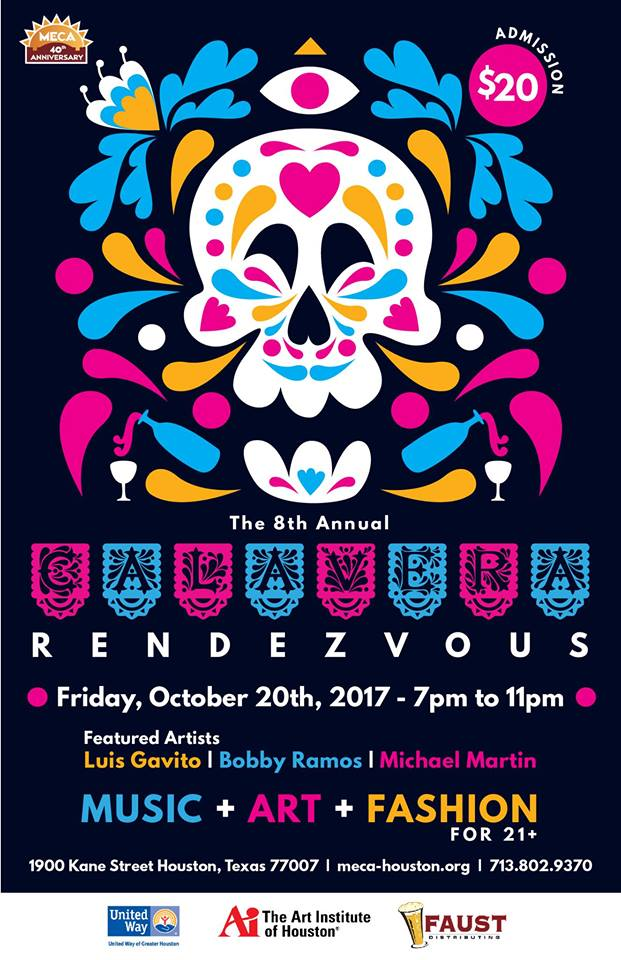 Calavera Rendezvous on Friday, October 20, 2017