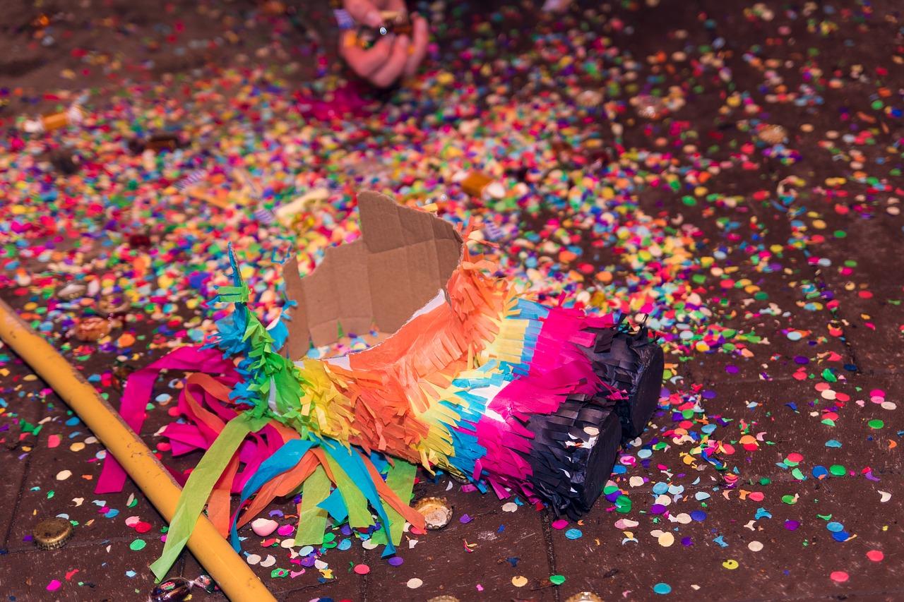 AAMA's Piñata Bash on Saturday, May 5, 2018