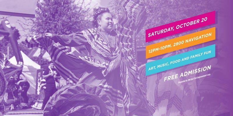 East End Street Fest 2018 on Saturday, October 20, 2018