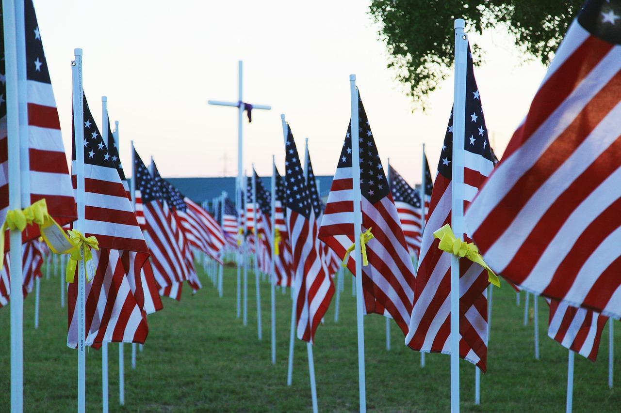 Veterans Day Celebration on Sunday, November 11, 2018