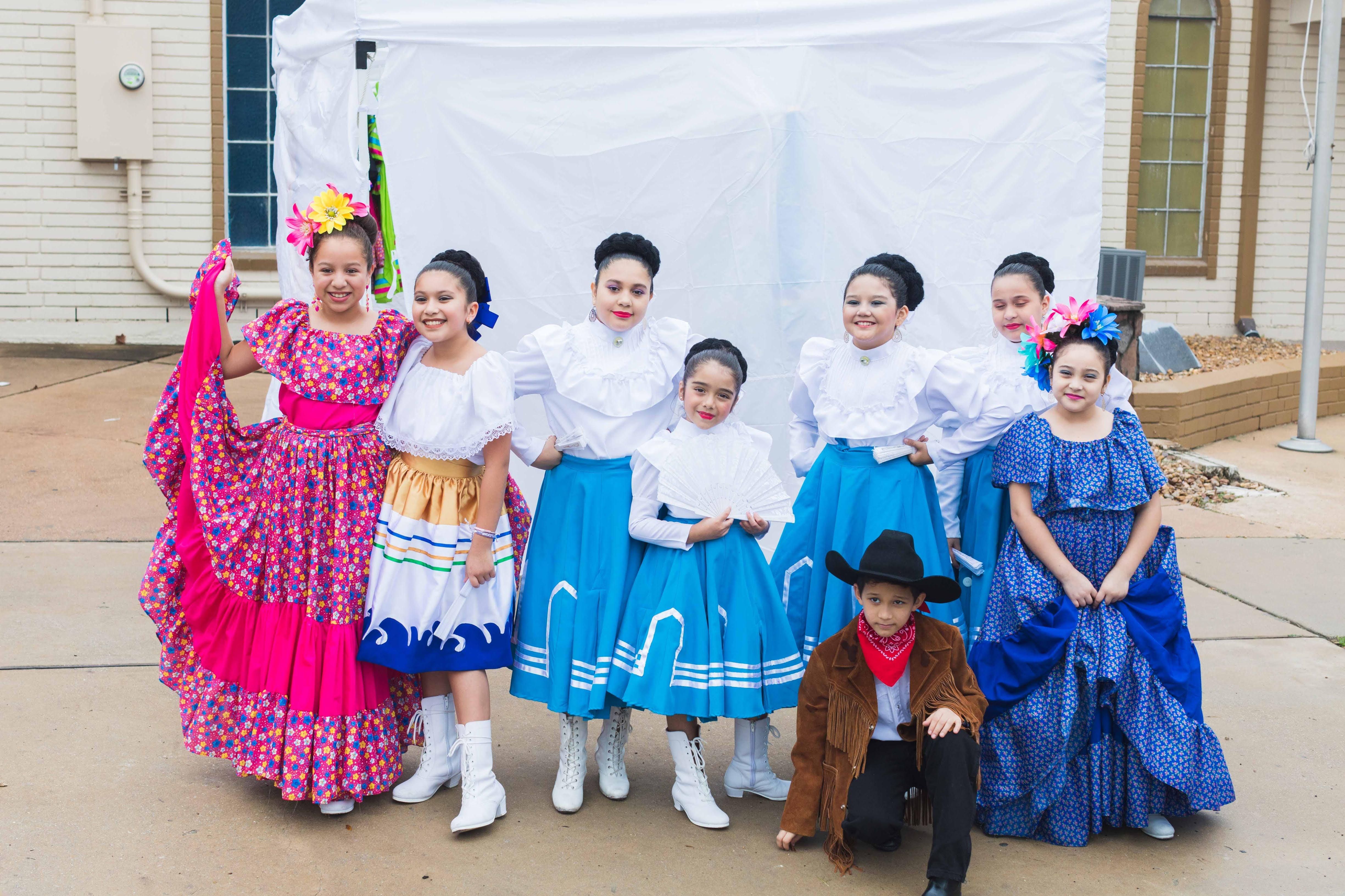 East End Street Fest Ballet Folklorico