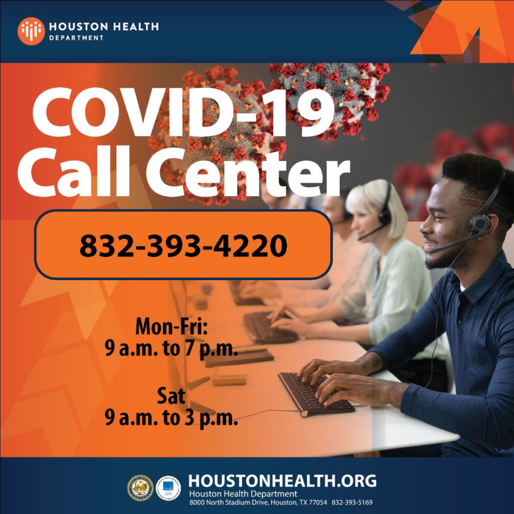 COVID-19 Call Center Image