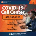 Houston's COVID-19 call center