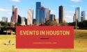 Events in Houston header