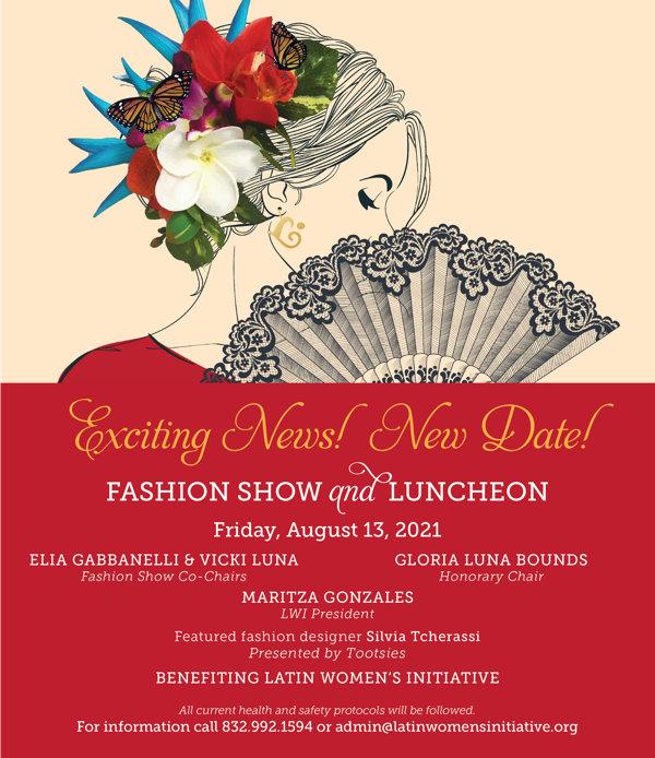 Latin Women's Initiative 2021 Fashion Show & Luncheon