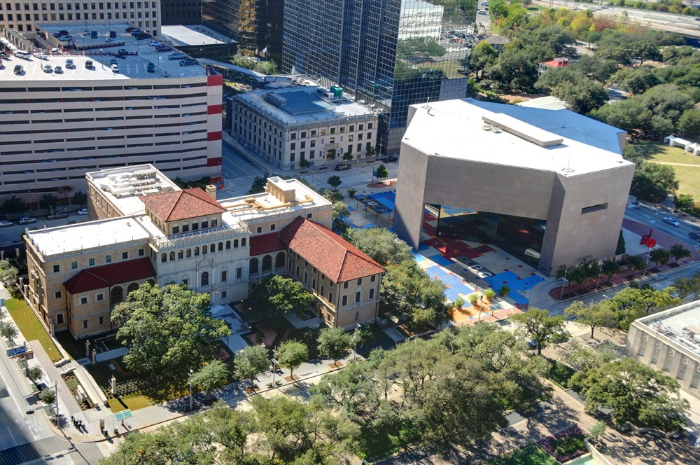 Indigenous People's Day at Houston Public Library