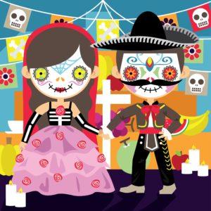 Dia de los Muertos at the Children's Museum Houston